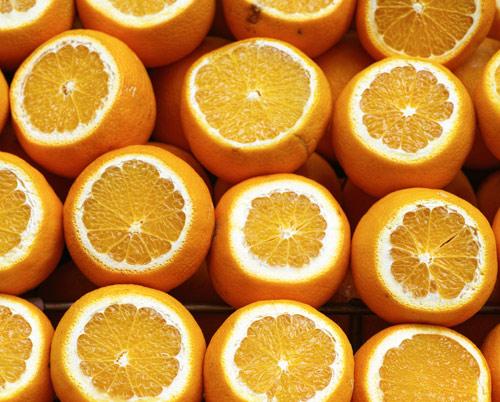 Oranges to represent IFS
